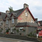 Atholl Villa Guest House from street