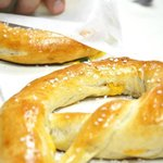 Stuffed pretzels!