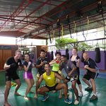 Muay Thai Team
