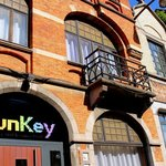 The entrance to the FunKey, welcome!!