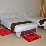 Twin Deluxe Rooms