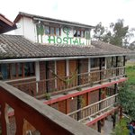 hostel Cloud Forest in Chugchilán Ecuador