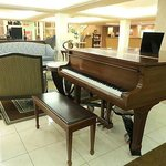 Yamaha grand piano