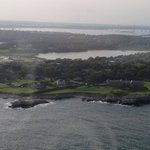 Newport, RI by Bird's Eye View Helicopters