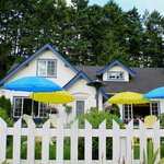 The Charm of Qualicum B&B in BC on Vancouver Island