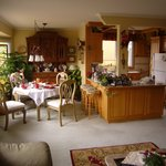 Foto de Austrian Haven Bed and Breakfast