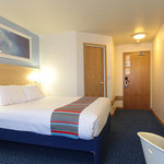 Φωτογραφία: Travelodge London Central Aldgate East