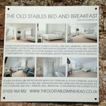 Foto de The Old Stables Bed and Breakfast