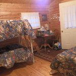 Spokane Creek Cabins & Campground resmi
