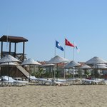 The best beach 2013 in Sarimsakli!