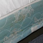 Our bed boxspring