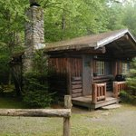 Foto de Rustic Log Cabins