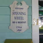 Φωτογραφία: Spinning Wheel Bed and Breakfast