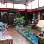 Foto The Great Wall Courtyard Hostel