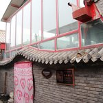 Foto de The Great Wall Courtyard Hostel
