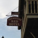 Brewster's Red Hotel Foto