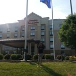 Foto de Hampton Inn & Suites Blair