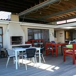 Braai Area & Family Deck