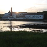 Bay at Lagavulin
