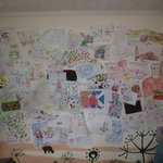 Cow Art Wall