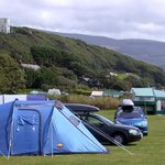 One of our camping fields