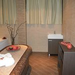 Luxury room for spa packages
