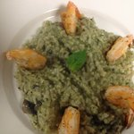 Risotto all pesto