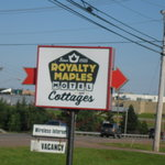 Foto di Royalty Maples Cottages and Motel