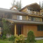 Foto de Bella Coola Mountain Lodge