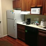 Sweet little kitchenette