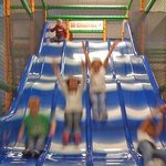 Raze the Roof indoor play & laser tag Cornwall