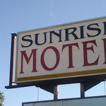 Foto van Sunrise Motel