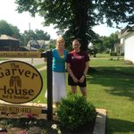 Foto van The Garver House Bed & Breakfast