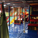 Under 6's play area