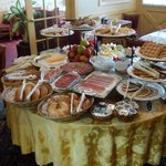 fantastic breakfast buffet