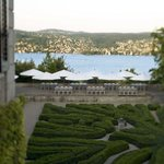 A wonderfull view to the Lake of Zurich