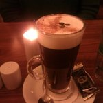 The restaurants Irish Coffee
