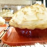 Huge coconut cream pie - photo doesn't do it justice!