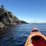 Great kayaking - endless fractal coastline
