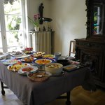 Foto di Brugge-man Bed and Breakfast