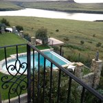 Foto de Wild Horses Mountain Guest Lodge