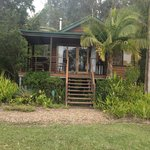 Lake Weyba Cottages Noosa Foto