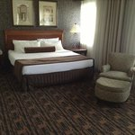 Accessible Room: King Bed
