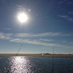 Alva Beach morning fishing