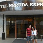 Photo of Hotel Neruda Express