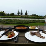 Foto King Island's Naracoopa Accommodation Cottages