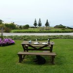 King Island's Naracoopa Accommodation Cottages resmi