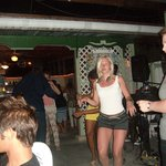 Dancing the night away at the Salt Raker Inn
