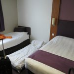 Premier Inn Salisbury Family Room