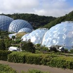 The Eden Project is only a few miles away!